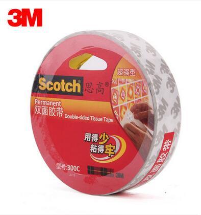 海綿雙面膠紙 3M思高 300C