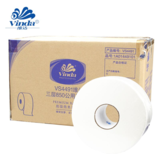 纸巾 维达 VS4491 三层 小盘卷纸 805克